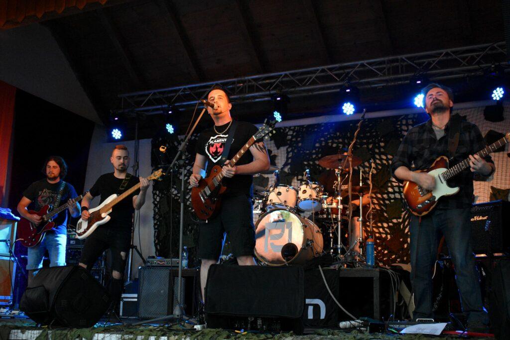 Foto:  21 Gramů na Jam Festu 2021